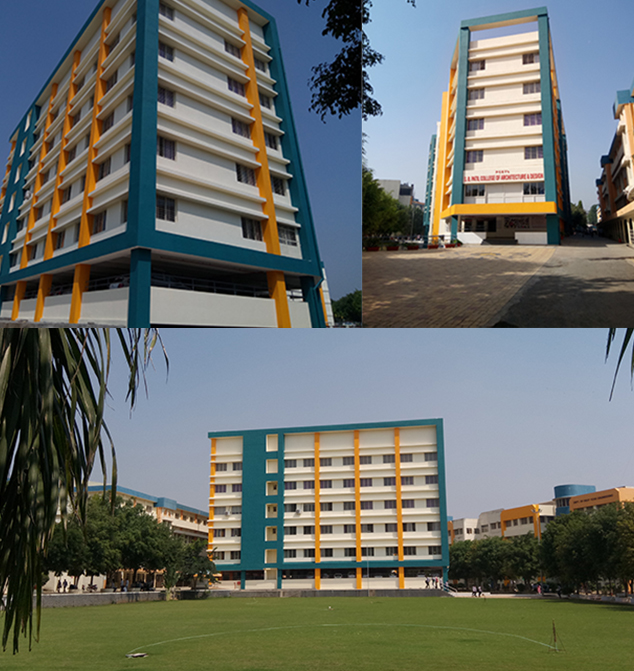 SBPCOAD is the best college for architecture studies and is located near to Ravet in Akurdi area, Pune