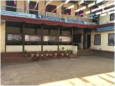 S.B. Patil college is Best Architecture college in Akurdi