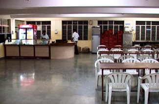 Hostel facility at S B Patil College of architecture and design